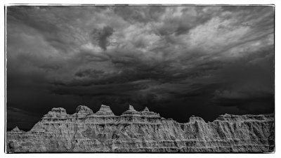 Badlands, South Dakota III