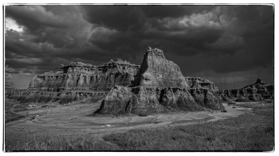 Badlands, South Dakota I