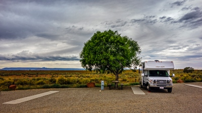 Blue Mountains RV Park, Blanding, UT