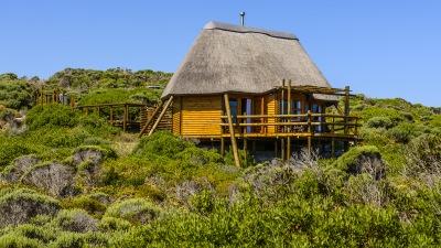 Cape Agulhas - unsere temporäre Bleibe
