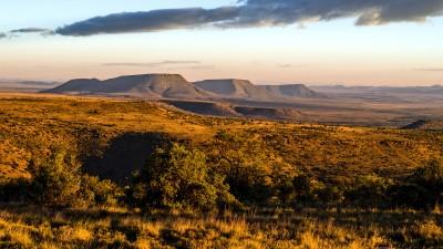 Rooiplat - Mountain Zebra National Park