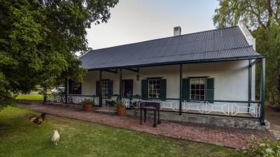 Langfontein Farm - 1830 Cottage