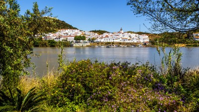 San Lucar de Guadiana (Spanien!)