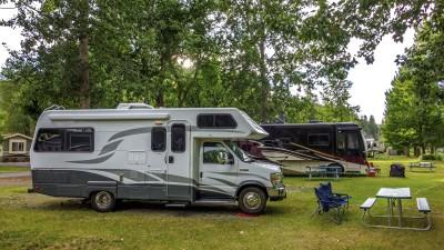 Riverbend RV Park, Twisp