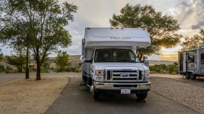 Tex's Travel Camp, Green River, WY