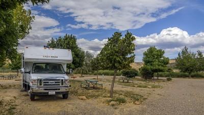 Buck'n'Bull RV Park, Rangely, CO