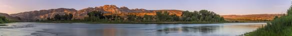 Green River, Dinosaur NM, Utah