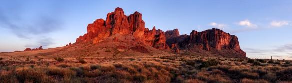 Superstition Mountains, Lost Dutchman SP, Apache Junction, AZ