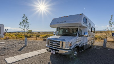 Blue Mountain RV Park, Blanding, UT