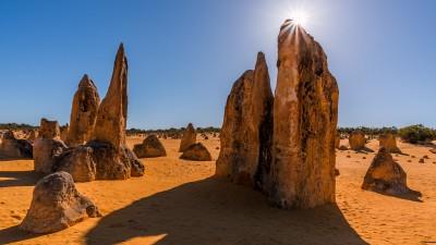 Pinnacles Desert, Nambung NP, Cervantes