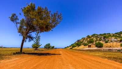 Zwischen Geraldton und Kalbarri