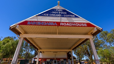 Nochmals ein Roadhouse