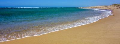 Strand in (nicht bei) Port Denison