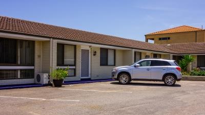 Port Denison Holiday Units