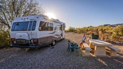 Gilbert Ray Campground, Tucson