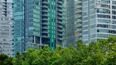 Wohnen im Grünen, Vancouver