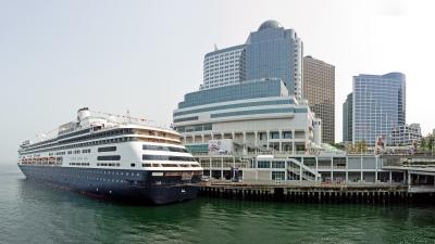 Am Hafen von Vancouver