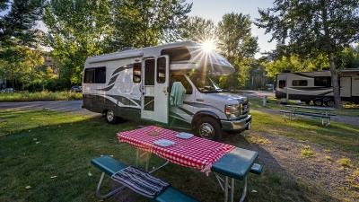 Riverbend RV Park, Twisp, WA