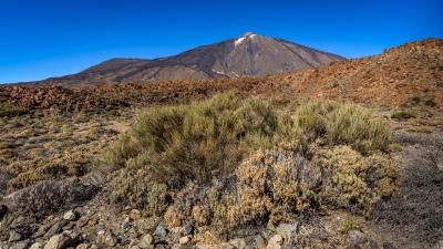El Teide (3,718m)