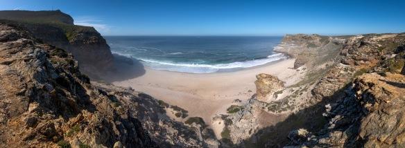 Dias Beach, Kaphalbisnsel
