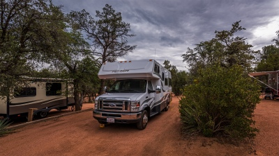 Payson Campground and RV Resort, Payson, AZ