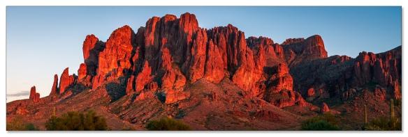 Superstition Mountains, Lost Dutchman SP