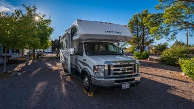 Chief Sleep Easy RV Park, Littlefiled, AZ