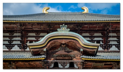 Tōdai-ji, Nara