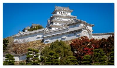 Nochmals das Himeji Castle