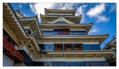 'Schloss' in Matsumoto