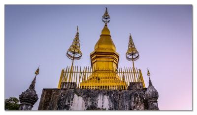 Wat Chom Si, Luang Prabang