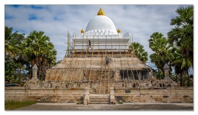 Wat Wisunarat, Luang Prabang