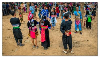 Hmong New Year in Luang Prabang