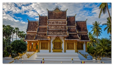 Haw Pha Bang, Luang Prabang