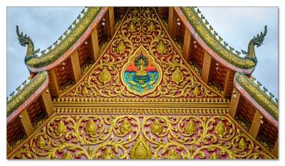 Wat Nong Sikhounmuang, Luang Prabang