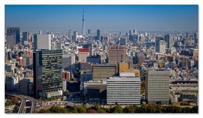 ein letztes Mal Tokyo!