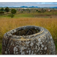 Plain of Jars bei Phonsavan