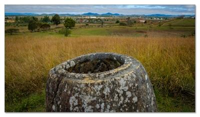 Plain of Jars bei Phonsavan