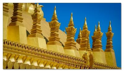 Wat Xieng Nyeunl, Vientiane