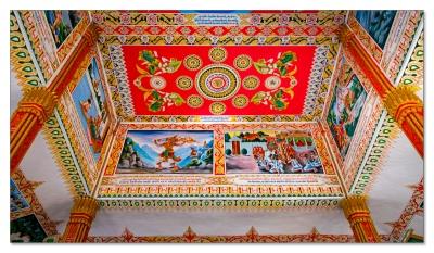 Wat That Luang Tai, Vientianne