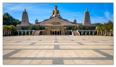 Fo Guang Shan Buddha Museum, Kaohsiung