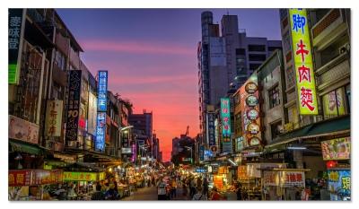 Liuhe Nightmarket, Kaohsiung