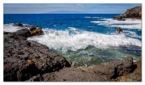 Bei Playa Paraiso, Tenerife