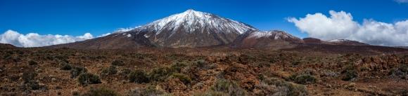 Pico del Teide (3,718m)