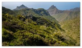 Teno Gebirge, Nordwest-Tenerife