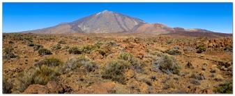 'Breitband' Pico del Teide
