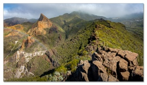 Risco Blanco, Teno Gebirge, Tenerife