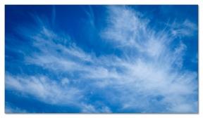 Landschaft ist mir ausgegangen.....Wolken sind auch schön
