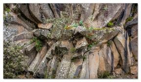 Die Basaltrose von Tenerife