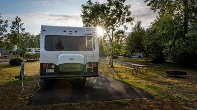 Friends Landing Campground, Montesano,WA